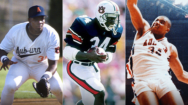 Premiere Bo Barkley The Big Hurt Is Of Auburn Legends
