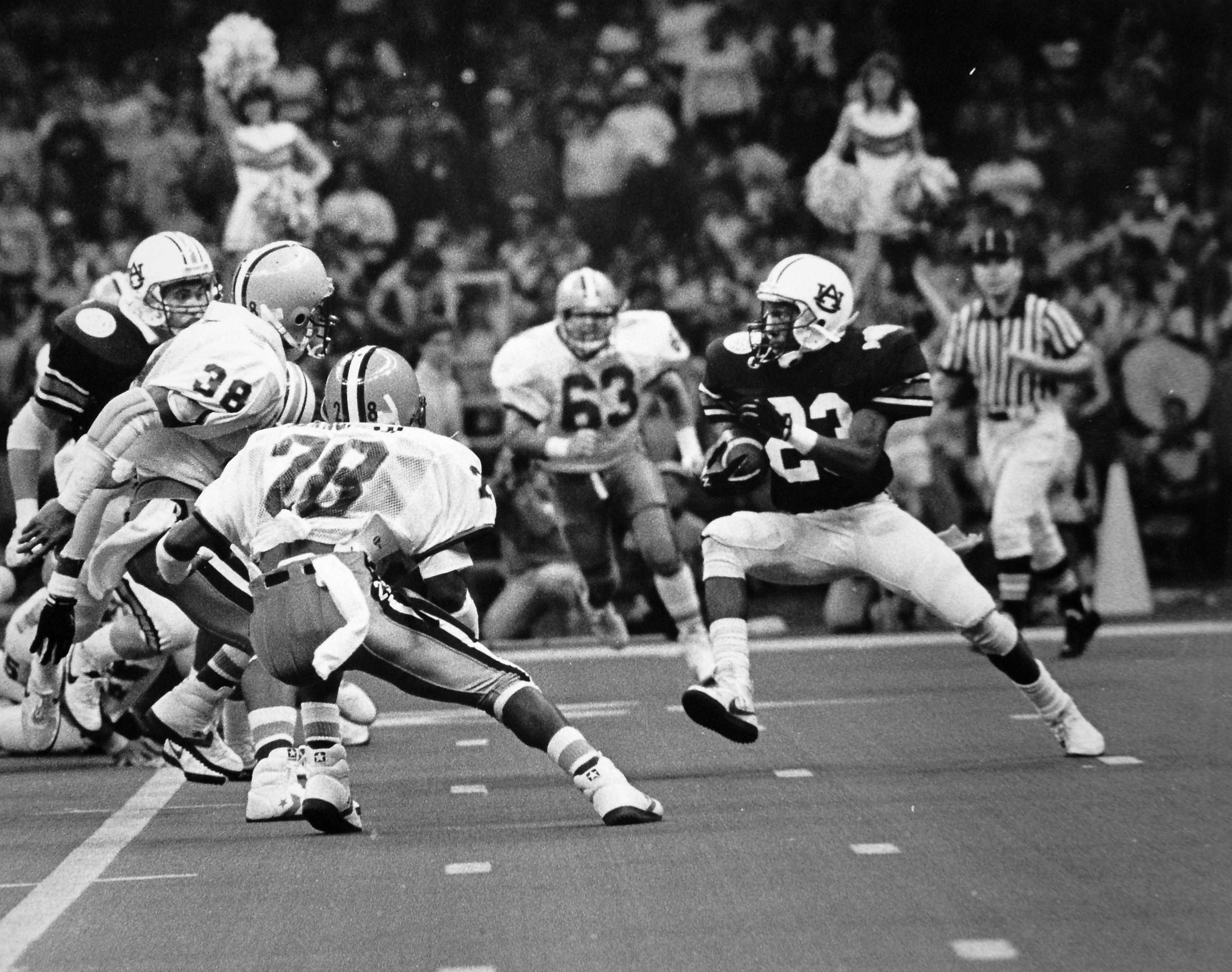 d98e4fa3a The players really wanted to go for it  - Auburn s 1988 Sugar Bowl ...
