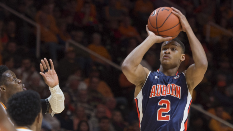 Bryce Brown S Hot But Another Injury Sidelines Auburn