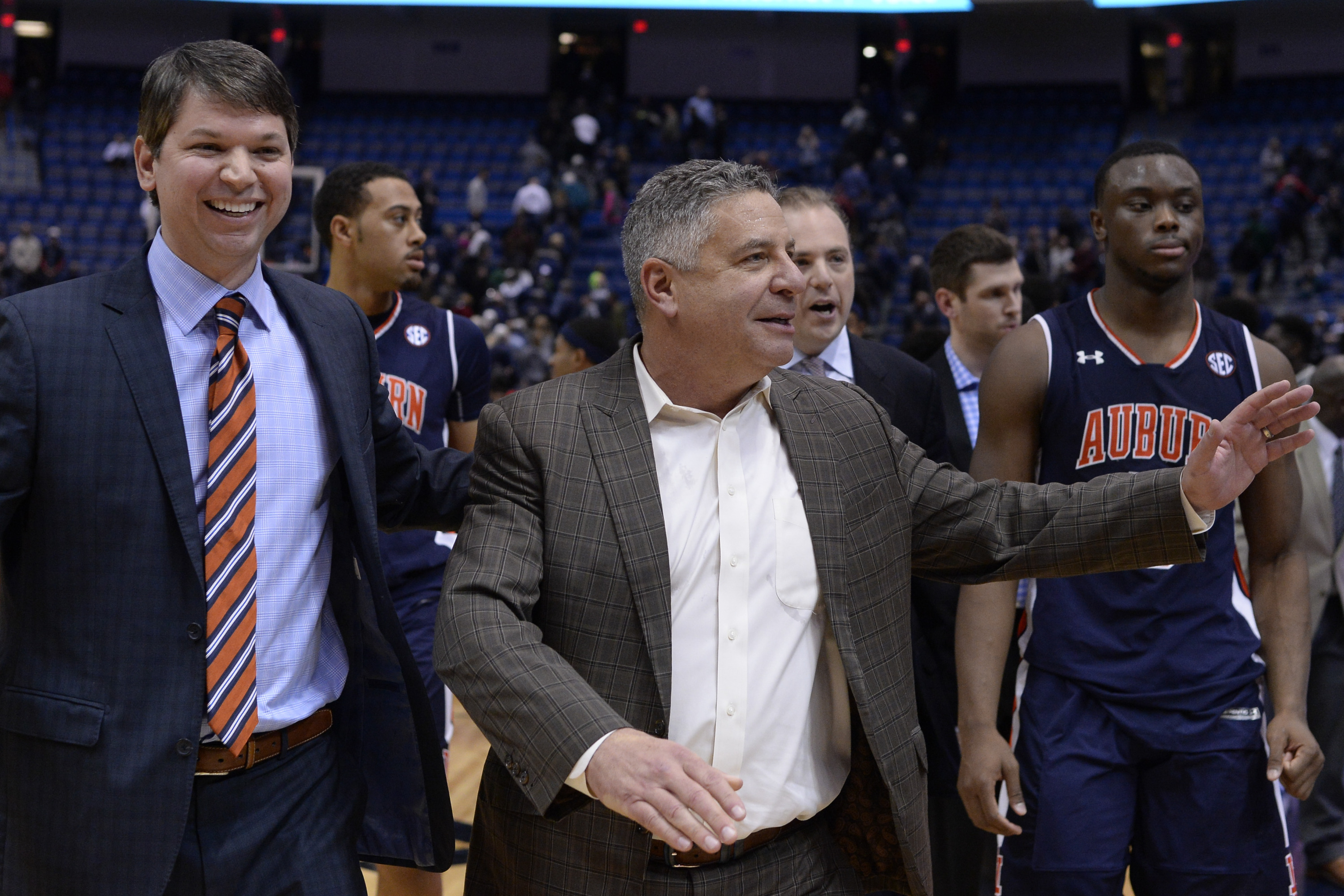 Chad Prewett Promoted To Auburn Basketball Director Of