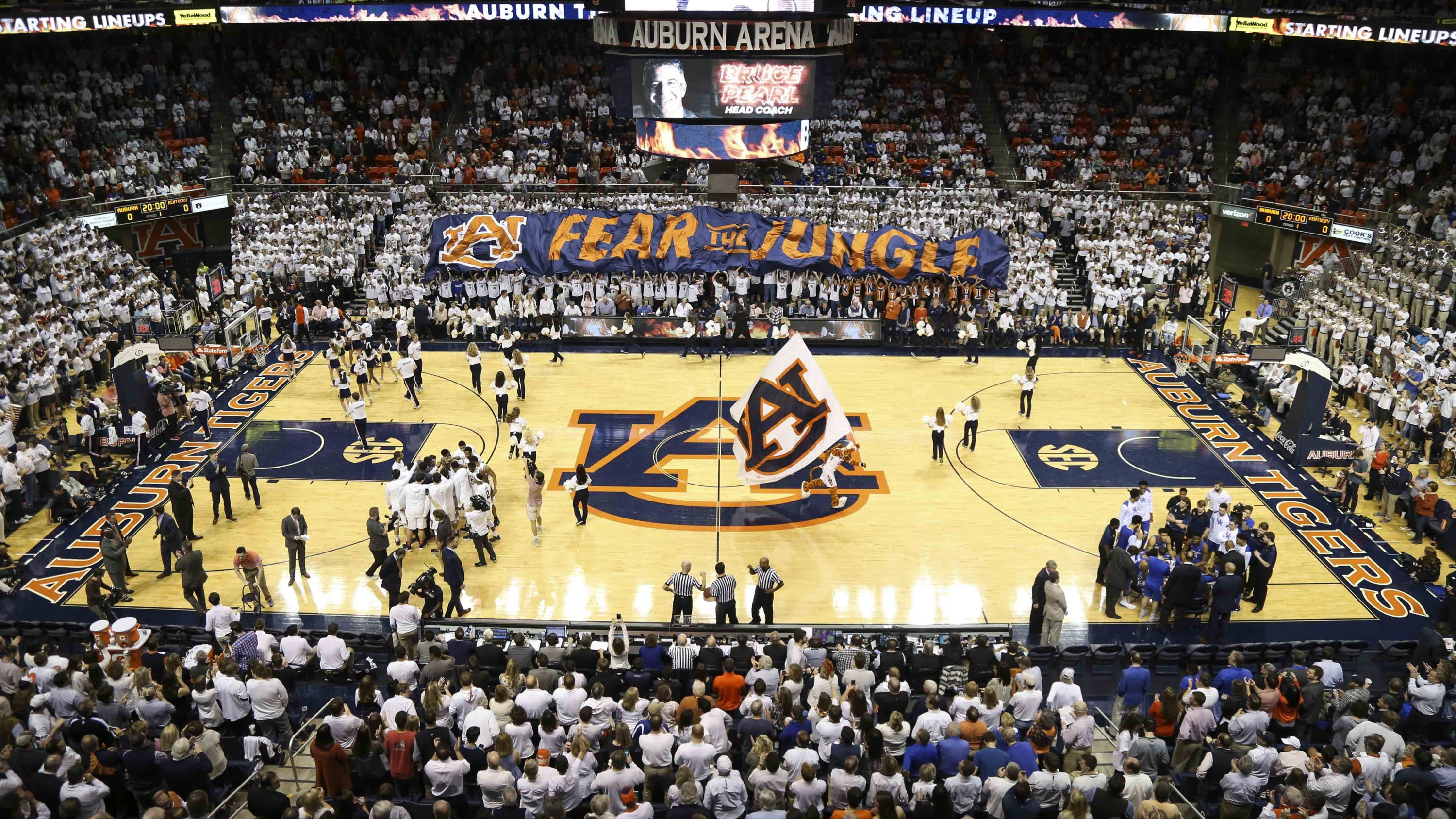 Ticket Update For Remaining Home Games As Auburn Enters Sec