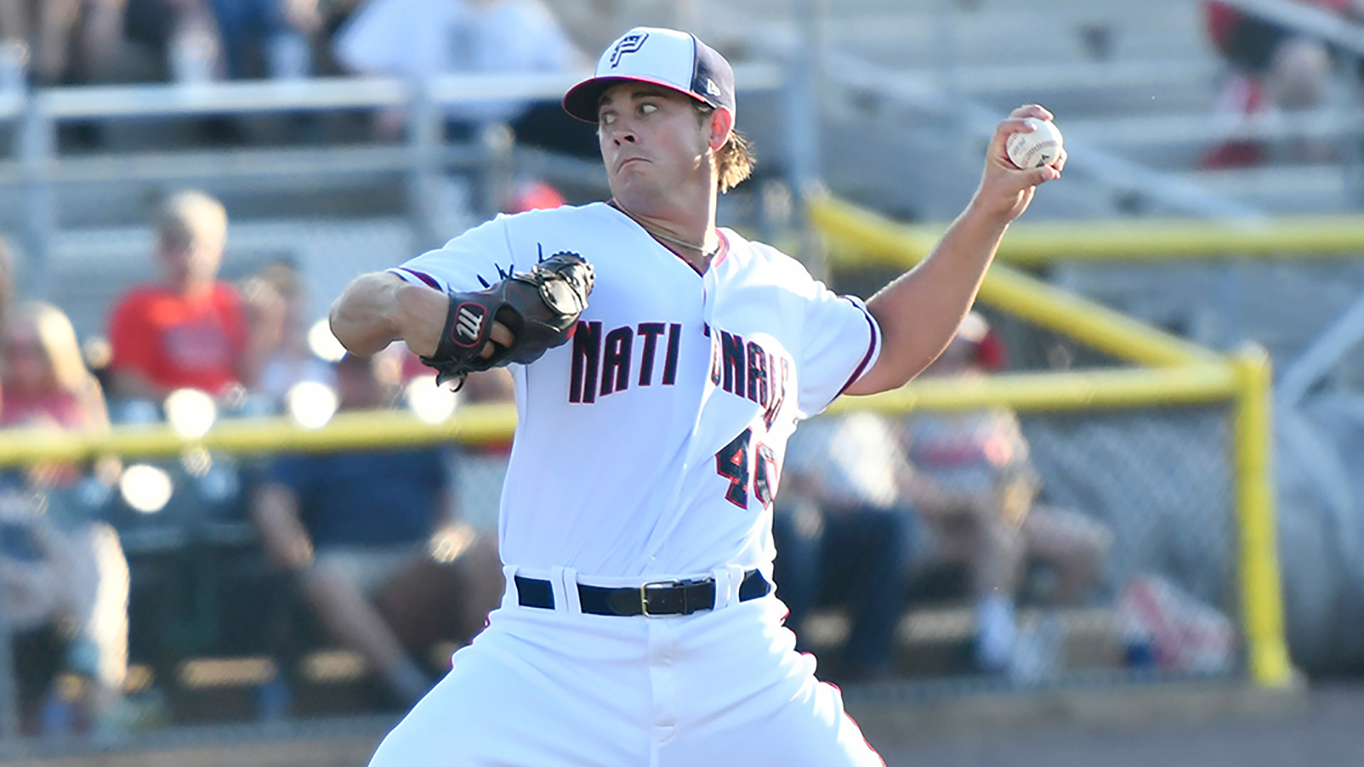 Ben Braymer Named Nationals Minor League Pitcher of the Year