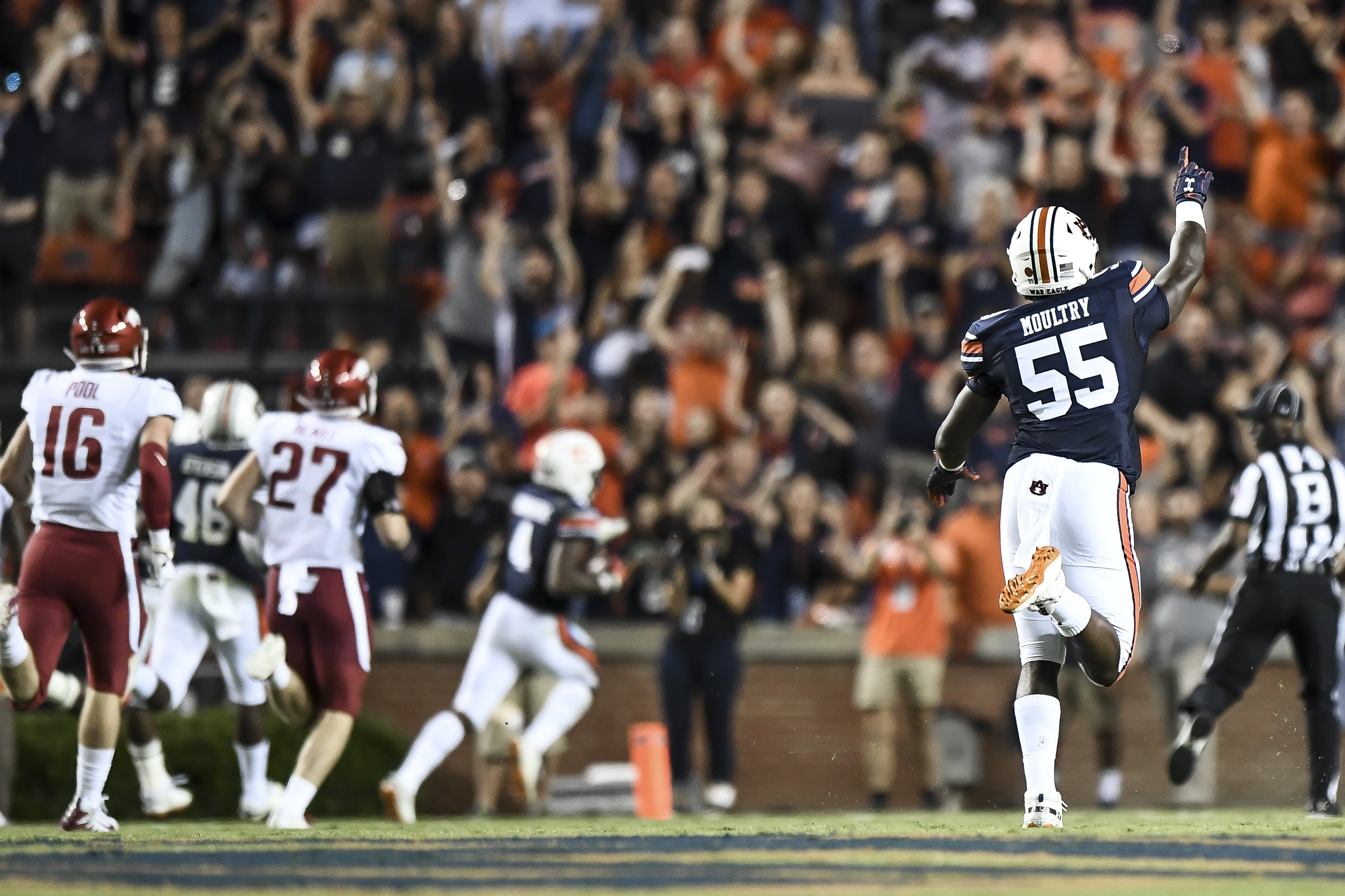 191c1f122ccab0 Special night  Auburn special teams deliver  game-changing plays ...