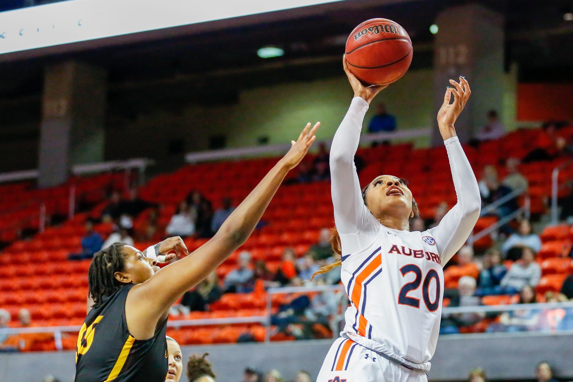 Auburn Closes Out Non Conference With Jacksonville State