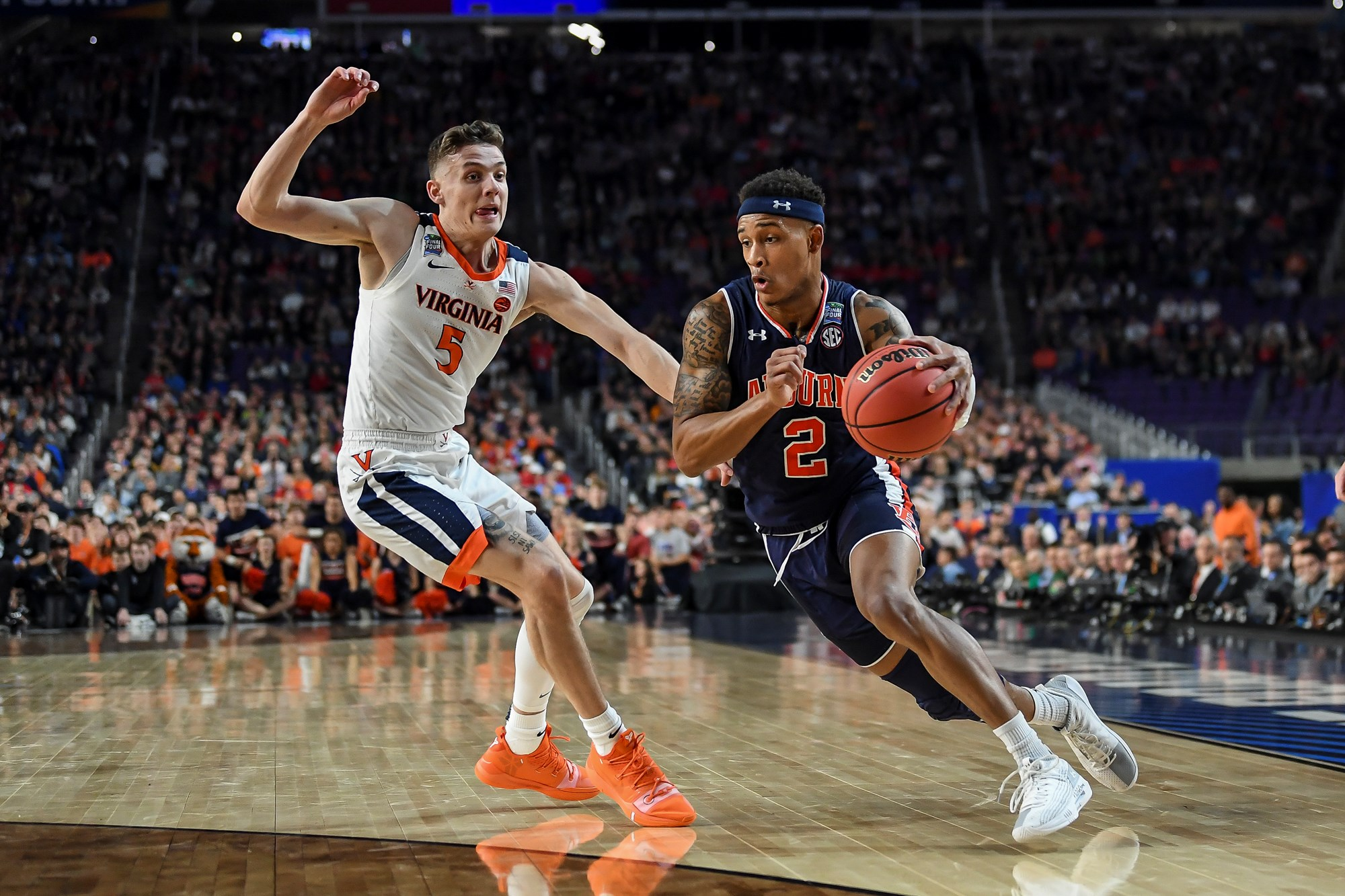Auburn S Season Ends In 63 62 Final Four Heartbreaker